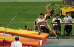 Американский гонщик побил мировой рекорд по прыжкам в длину на автомобиле