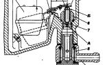 Схема подключения шлангов к карбюратору к151с двигатель 402