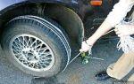 Как завести автомобиль всего лишь с помощью колеса?