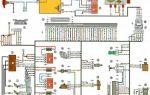 Схема зажигания ваз 2109 карбюратор