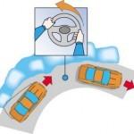 Как правильно держать руль, чтобы не попасть в аварию?