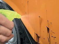 Как отмыть битумные пятна с автомобиля?