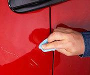 Как быстро избавится от мелких царапин на авто?